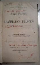 CORSO PRATICO DI LINGUA FRANCESE PUGET 1913