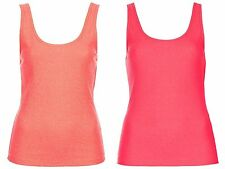 TopShop Women's Polyester Vest Top, Strappy, Cami Tops & Shirts