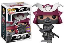 Westworld Musashi Pop Vinyl Figure SDCC 2017 Funko HBO