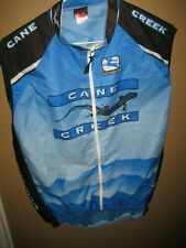 Cane Creek Giordana Cycling Wind Vest Large