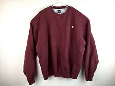Champion Red Crewneck Sweaters for Men for sale