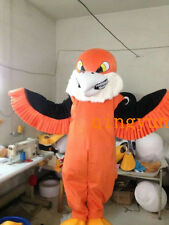 Eagle Costume Cartoon Mascot Adult Halloween Party Fancy Dressing Cosplay Outfit