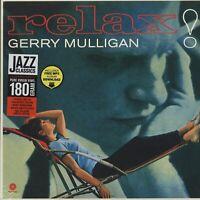 Mulligan- GerryRelax! + 2 Bonus Tracks (New Vinyl)