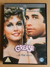 Grease DVD John Travolta, Olivia Newton-John, Musical Classic