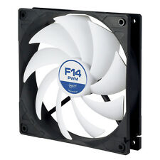Arctic F14 PWM 140mm, 4-Pin PWM Case Fan, High Air, Quiet