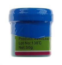 (15,98€/100g) PPD Lötpaste S260 138°C Solder Paste Soldering SnBi Bleifrei