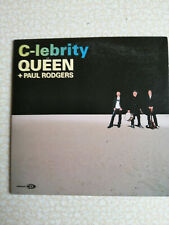 QUEEN – C-LEBRITY - CD SINGLE  CARD SLEEVE - NEW!