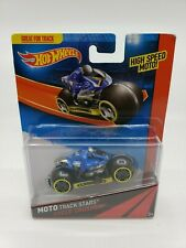 Hot Wheels High Speed Moto Track Stars Cycle Crusher *NEW* Fast Free Shipping!!