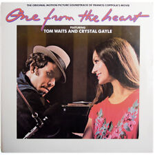 Tom Waits And Crystal Gayle – One From The Heart Vinyl LP Columbia NEW/SEALED