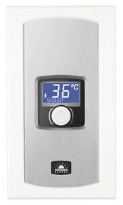 Durchlauferhitzer EPME elektronisch mit LCD-Display 5,5 - 9 kw 230V~ Kospel
