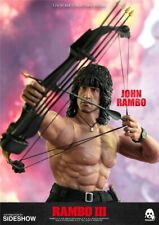 RAMBO SYLVESTER STALLONE 1:6 Figure by Three Zero Sideshow Collectibles 905542