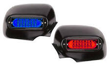 Whelen Mirror Beam 500 smart led Ford Crown Victoria Police P71 set Blue/Red kit