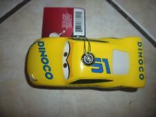 New  Christmas Tree Ornament Dinoco 51 Race Car  Ornament