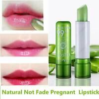 Aloe Vera Lipstick Color Mood Changing Makeup Long Lasting Moisturizing Lipstick