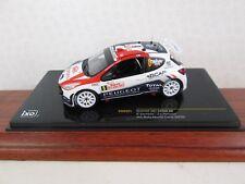 IXO. Peugeot 207 S2000. 4th Monte Carlo Rally. 2010. No 6.1:43. RAM421