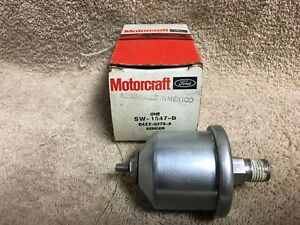 NOS MOTORCRAFT FORD LINCOLN MERCURY ENGINE OIL PRESSURE SWITCH