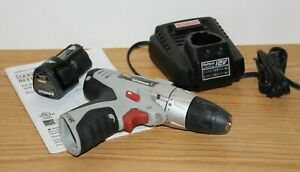 Craftsman NEXTEC 12.0V Lithium-Ion Drill/Driver WITH Batter and Charger USED
