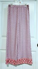 NWOT Matilda Jane Girl's 10 Hello Lovely On Vacation Pants Light Weight Floral