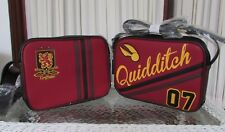 Harry Potter Hogwarts Quidditch Gryffindor Flight Tablet Crossbody Bag NWT