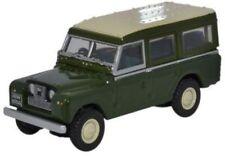 Artículos de automodelismo y aeromodelismo de plástico Land Rover de escala 1:76