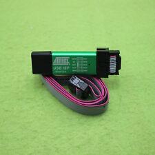 1PCS Mini USBISP USBASP Programmer Aluminum for 51 ATMEL AVR
