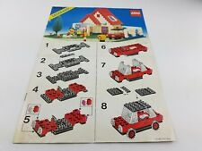 Lego®  nur Bauanleitung only building instructions von 6374 Holiday Home Haus
