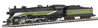 MODEL POWER 87426 N Delaware Lackawanna & Western 4-6-2 Semi-Streamlined NEW