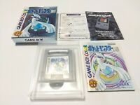 BOXED/Pokemon SILVER/Game Boy /Pocket Monsters GIN/Japanese Ver./Used