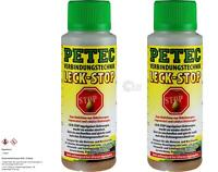2x PETEC Leck-Stop 150ml Bottle
