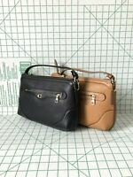 NWT Coach F72839 Ivie Leather Messenger Crossbody Bag