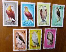 EBS Topicals Albania Shqiperia 1966 Birds of Prey IMG_8269.jpg