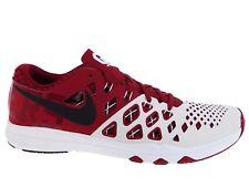 Nike Mens Train Speed 4 Running Shoe (9, Team Crimson/Black/White)
