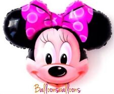 """Minnie Mouse Disney large balloons party birthday 36"""""""