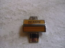 Nixon The Chalet  Watch buckle deployment band clasp wristband