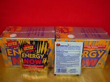 ULTRA ENERGY NOW/ 2-24 PKT BXS(48 PKTS=144 TABLETS) SAVE $$-WE SHIP FAST!!