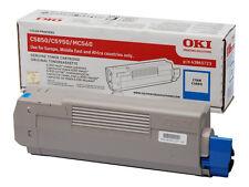 OKI 43865723 C5850 Toner Cyan -b