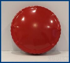 60mm Red Painted Vented Unlocking Fuel Gas Tank Cap - HANOMAG, IVECO, VOLVO