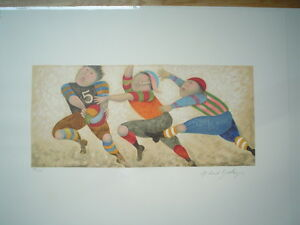 GRACIELA RODO BOULANGER - Original Lithograph - Pencil Signed & Numbered