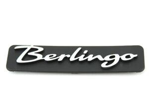 Genuine New CITROEN BERLINGO DOOR MOULDING BADGE Emblem 1996-2004 MPV Multispace