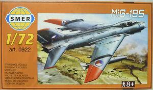 MiG-19 S , Smer, 1:72, Plastikmodellbausatz,NVA,  * NEU*