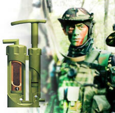 Outdoor Portable Water Filter Purifier Survival Hiking Emergency Camping Tools