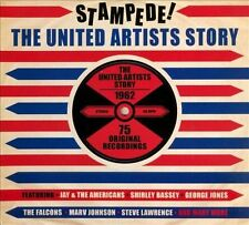 THE UNITED ARTISTS RECORDS STORY (Stampede!), 3 DISCS,  75 Tracks