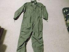 US Army Nomex CVC Combat Crewmen Coveralls Med-Regular