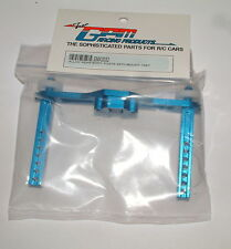 T-MAXX 3.3 E-MAXX VXL GPM ALUMINUM REAR BODY POSTS SQUARE MOUNT BLUE EMX2032