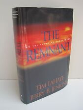 The Remnant: On The Brink of Armageddon by Jerry B. Jenkins and Tim Lahaye