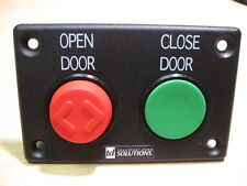 BUS DOOR PART - INTERNAL DOUBLE BUTTON - PNEUMATIC - BUT002-ASY-P
