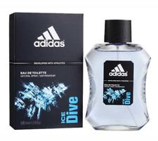 Adidas Ice Dive EDT Spray 100ml 3.4oz  Men's Perfume New with box Free Shipping