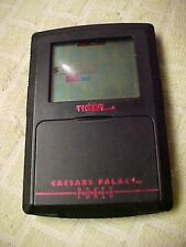 Electroinic Handheld Video Poker Travel Game - Caesars Palace - Tested & Works!
