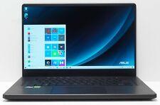 "ASUS ROG Zephyrus G15 Ryzen 9 5900HS 3.3GHz 16GB 1TB SSD GeForce RTX 3070 15.6"""