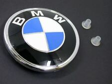 4 x Grommet for bmw-logo Emblem Bonnet 5er e12 e28 e34 /& 3ER E21 E30 Neu
